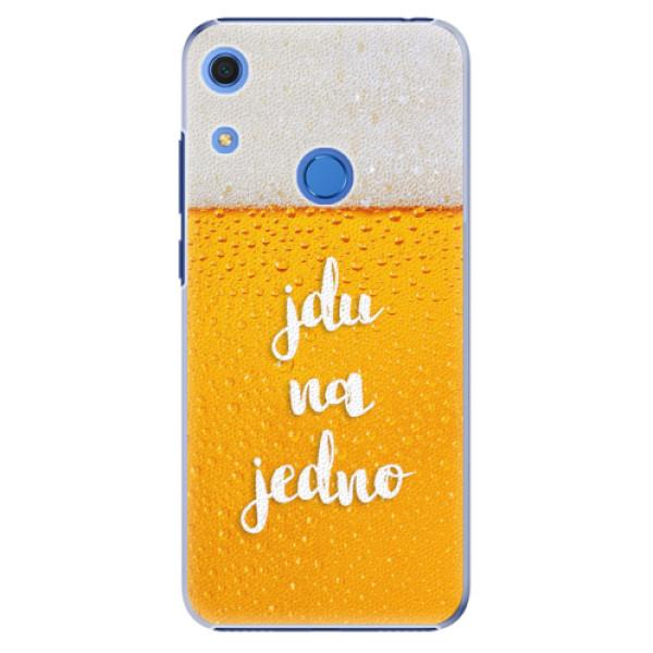 Plastové pouzdro iSaprio - Jdu na jedno - Huawei Y6s