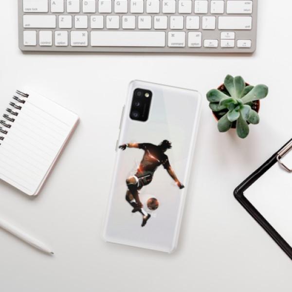 Plastové pouzdro iSaprio - Fotball 01 - Samsung Galaxy A41