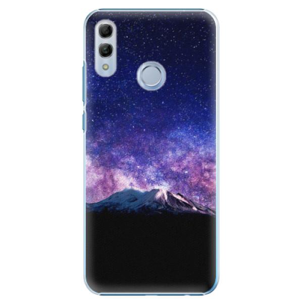Plastové pouzdro iSaprio - Milky Way - Huawei Honor 10 Lite