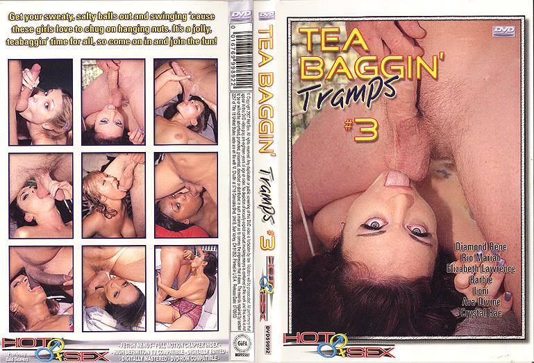 DVD Tea baggin´ tramps 3