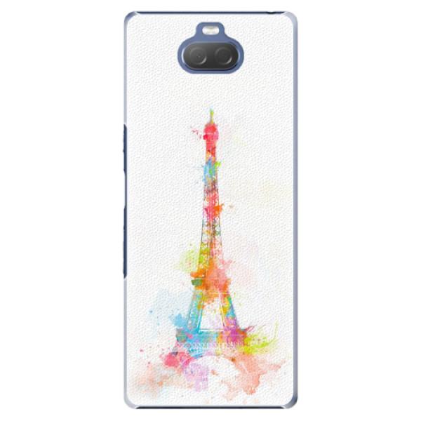 Plastové pouzdro iSaprio - Eiffel Tower - Sony Xperia 10 Plus