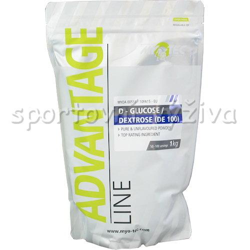 D-Glucose - Dextrose (DE 100) 1000g
