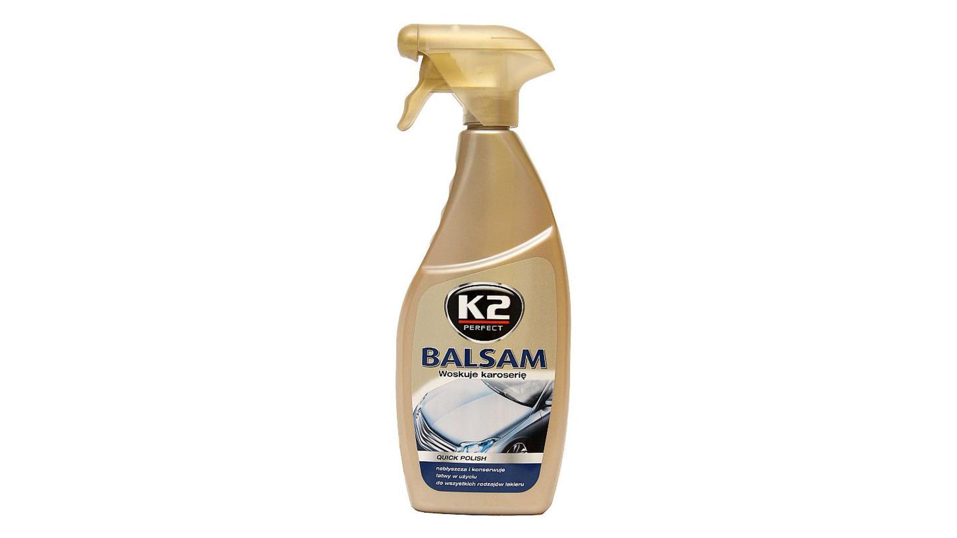 K2 Balsam 700 ml Atom