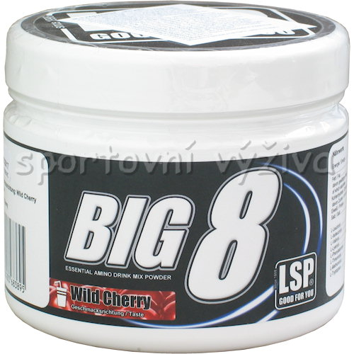 BIG 8 essential amino