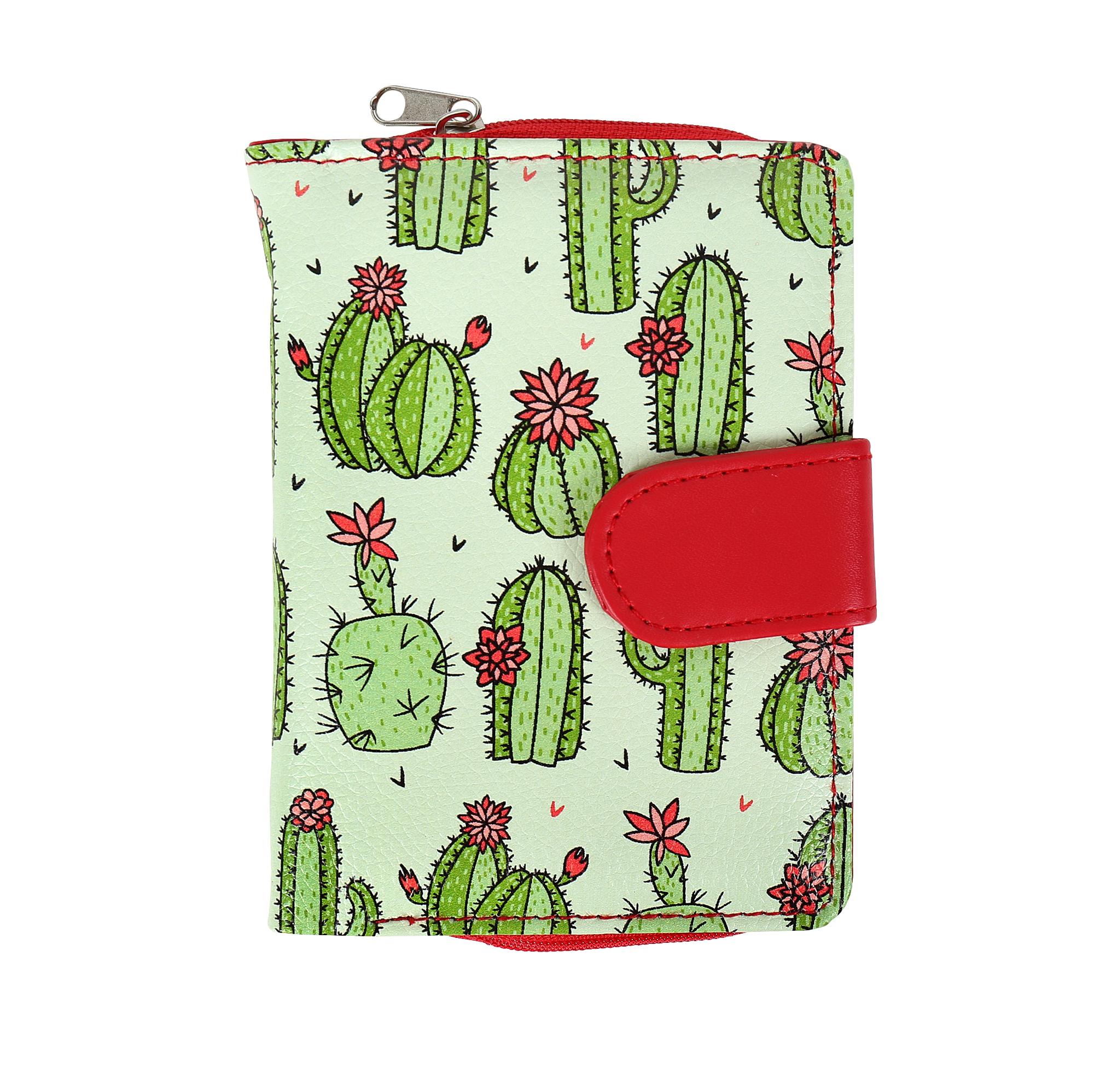 - Peněženka - Kaktusy