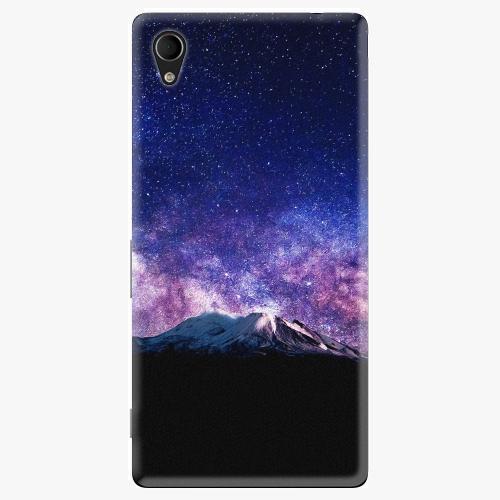 Plastový kryt iSaprio - Milky Way - Sony Xperia M4