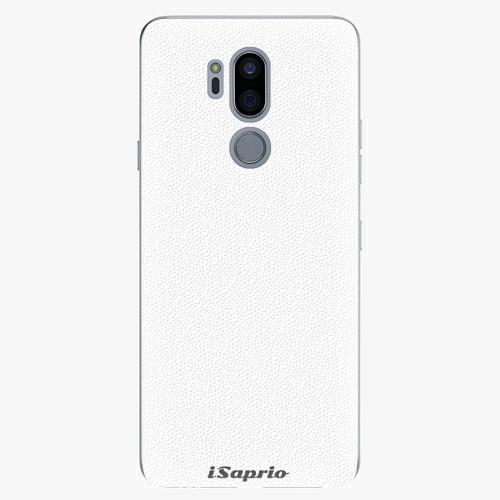 Plastový kryt iSaprio - 4Pure - bílý - LG G7