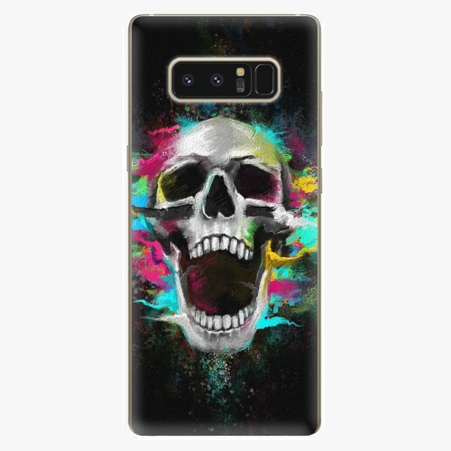 Plastový kryt iSaprio - Skull in Colors - Samsung Galaxy Note 8