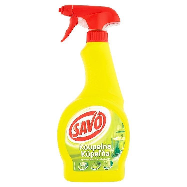 Koupelna čisticí sprej 500 ml