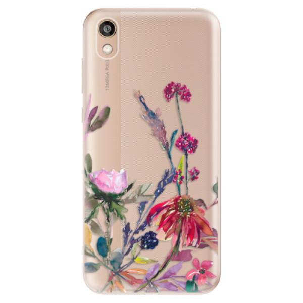 Odolné silikonové pouzdro iSaprio - Herbs 02 - Huawei Honor 8S