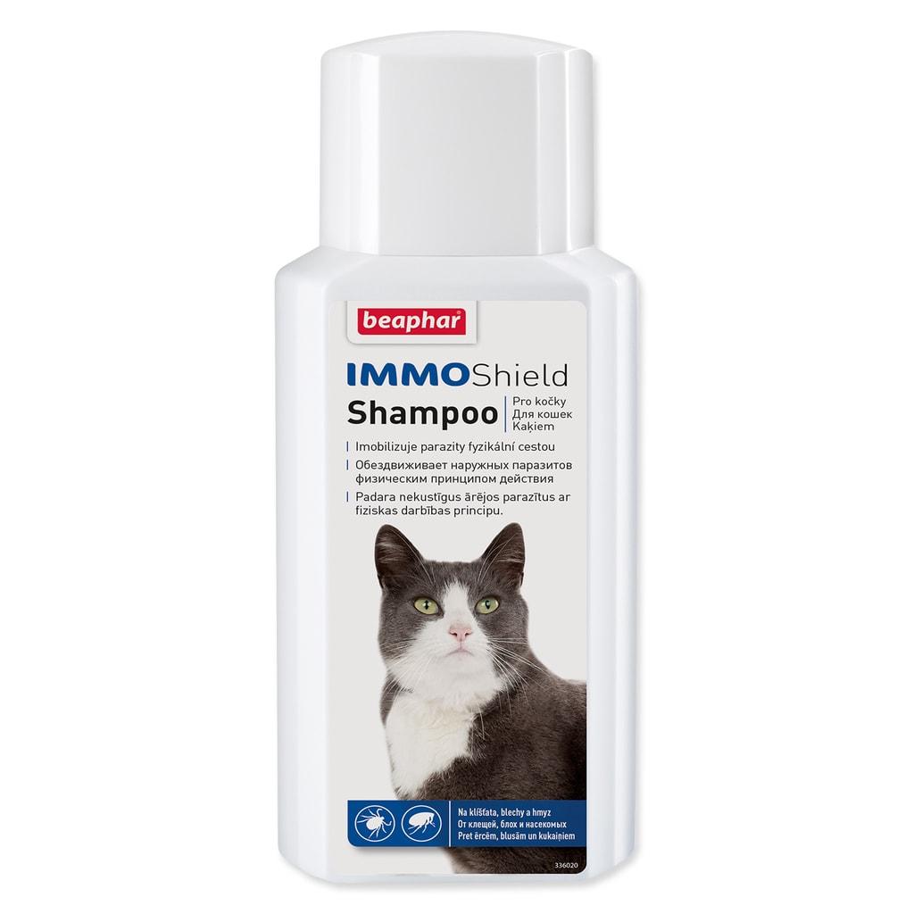 Šampón BEAPHAR Cat Immo Shield 200ml