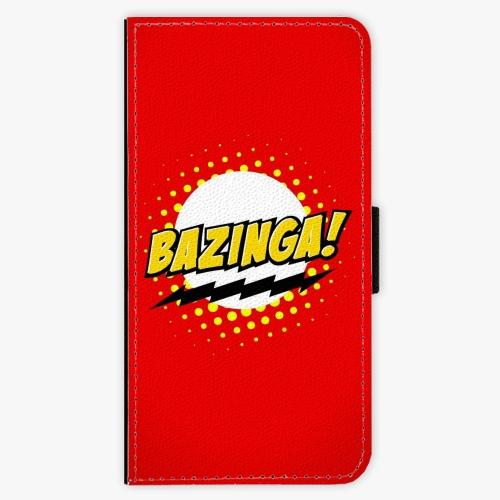 Flipové pouzdro iSaprio - Bazinga 01 - Sony Xperia XZ