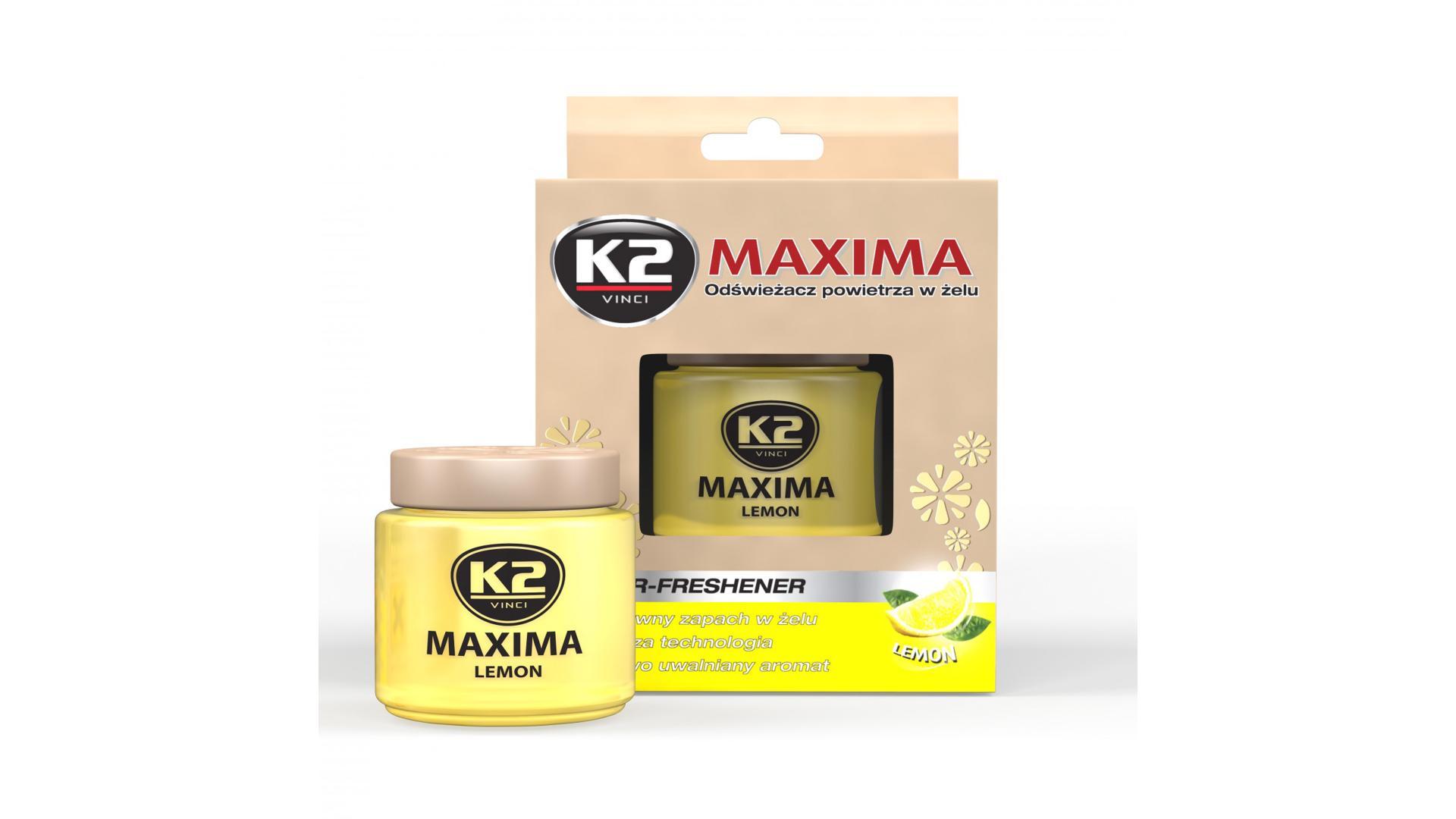 K2 Maxima Lemon