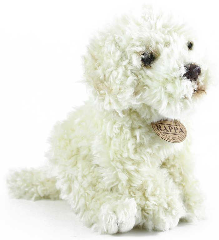 PLYŠ Pes labrador sedící 24cm exkluzivní kolekce *PLYŠOVÉ HRAČKY*