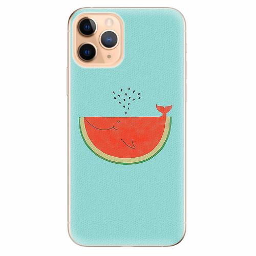 Silikonové pouzdro iSaprio - Melon - iPhone 11 Pro
