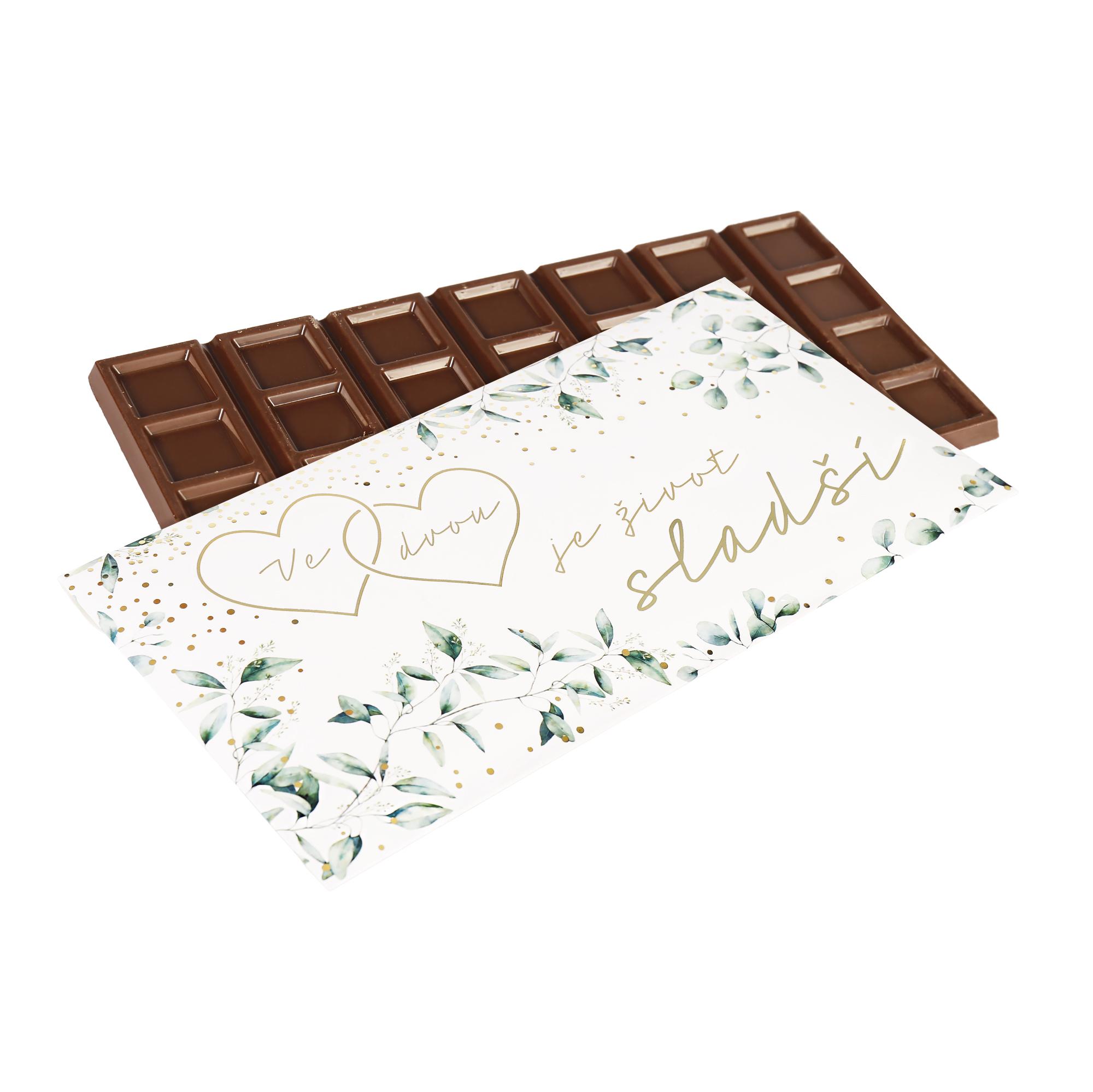 Svatební čokoláda - Život ve dvou
