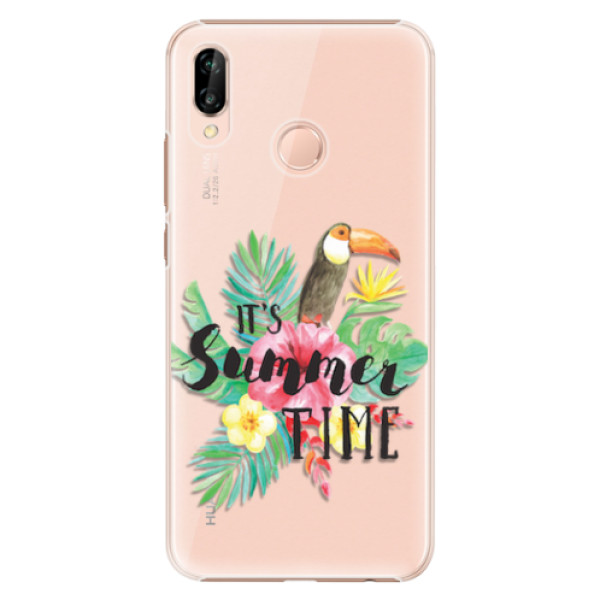 Plastové pouzdro iSaprio - Summer Time - Huawei P20 Lite