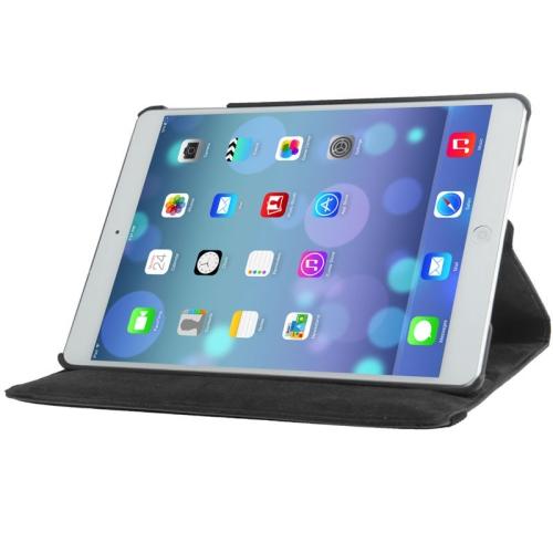 Kožený kryt / pouzdro Smart Cover Rotation pro iPad Air černý
