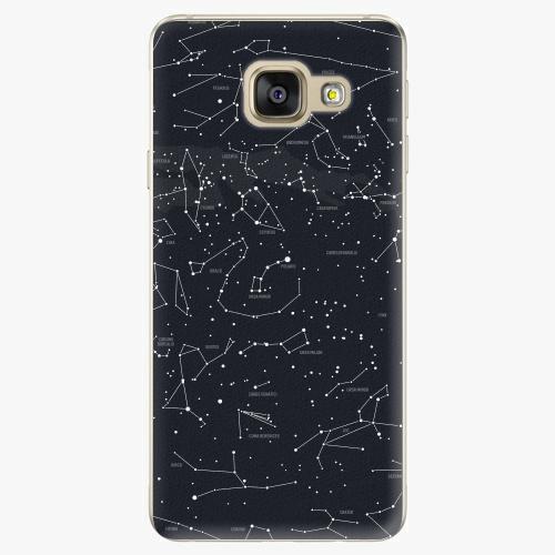 Plastový kryt iSaprio - Night Sky 01 - Samsung Galaxy A5 2016