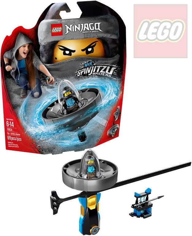 LEGO NINJAGO Nya - Mistryně Spinjitzu STAVEBNICE 70634