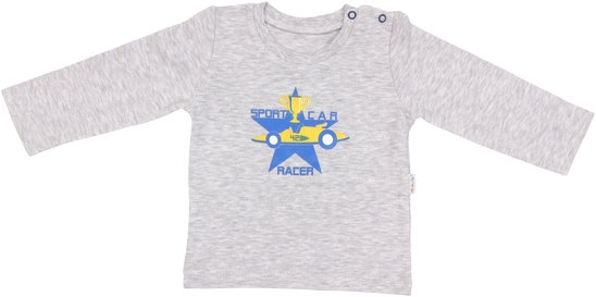 Mamatti Bavlněné tričko - Four, vel. 98 - 98 (24-36m)