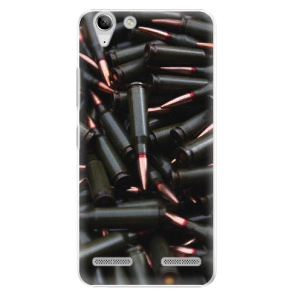 Plastové pouzdro iSaprio - Black Bullet - Lenovo Vibe K5