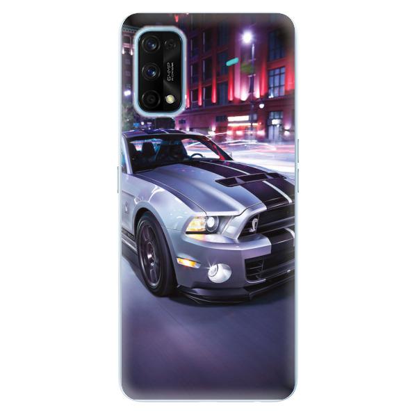 Odolné silikonové pouzdro iSaprio - Mustang - Realme 7 Pro