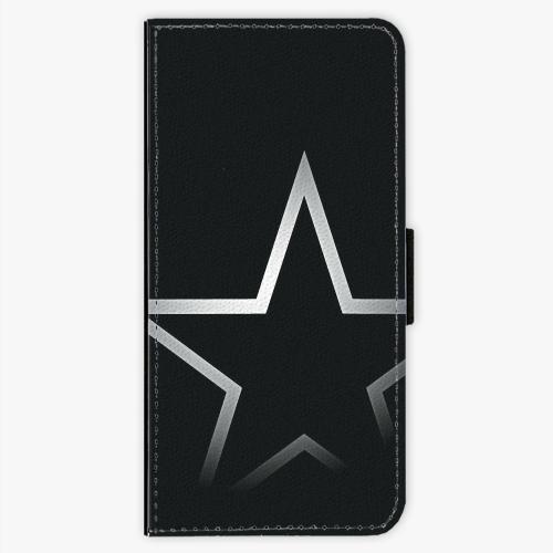 Flipové pouzdro iSaprio - Star - Nokia 5