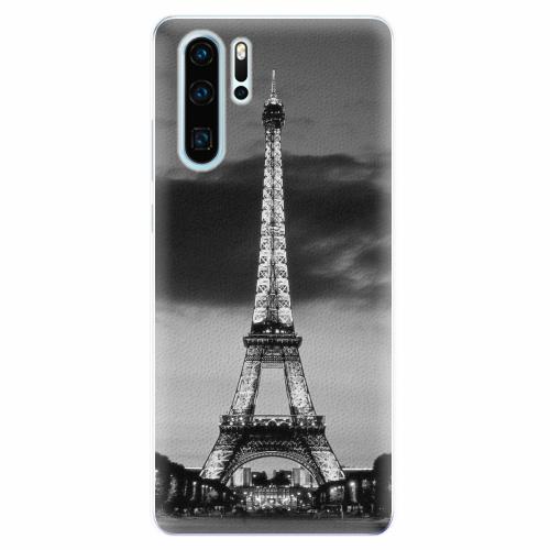 Silikonové pouzdro iSaprio - Midnight in Paris - Huawei P30 Pro