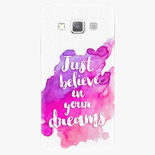 Plastový kryt iSaprio - Believe - Samsung Galaxy A5