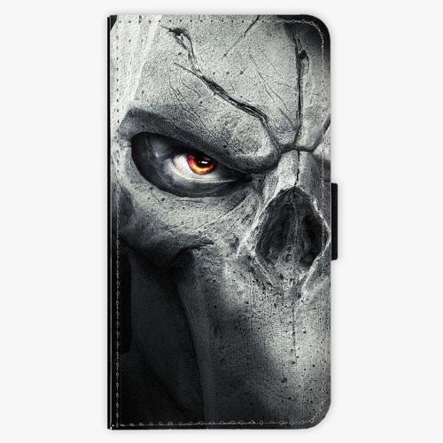 Flipové pouzdro iSaprio - Horror - Samsung Galaxy J7 2016