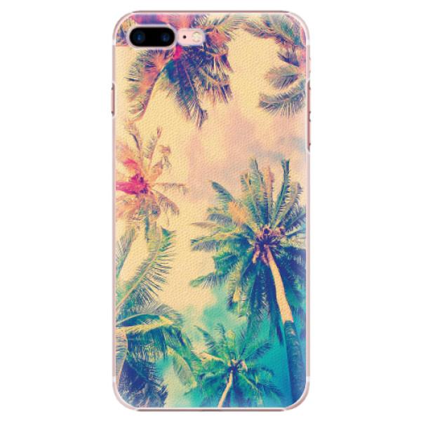 Plastové pouzdro iSaprio - Palm Beach - iPhone 7 Plus