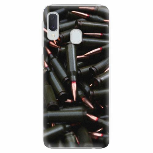 Plastový kryt iSaprio - Black Bullet - Samsung Galaxy A20e