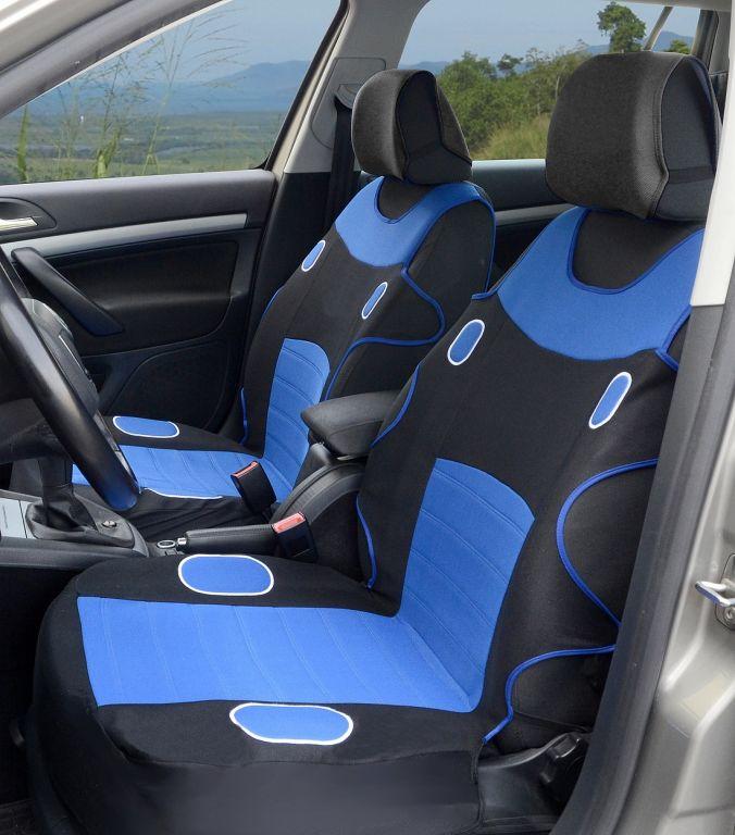 Autopotahy LAS VEGAS - modré