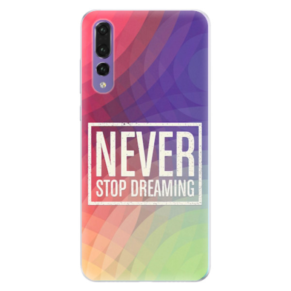 Silikonové pouzdro iSaprio - Dreaming - Huawei P20 Pro