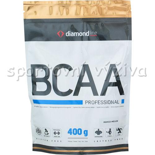 Diamond line BCAA professional 400g-mango-melon