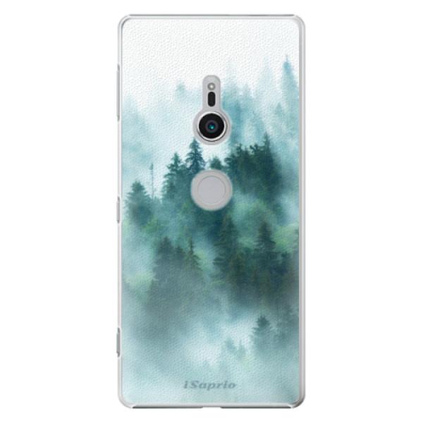 Plastové pouzdro iSaprio - Forrest 08 - Sony Xperia XZ2