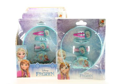 Vlasové doplňky Frozen