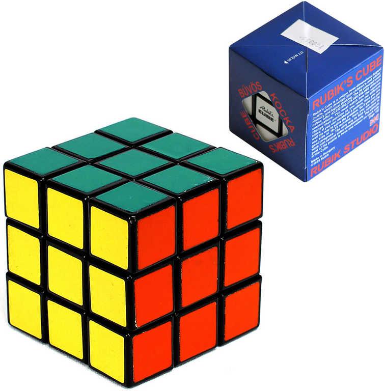 Kostka Rubiková originál hlavolam v krabičce