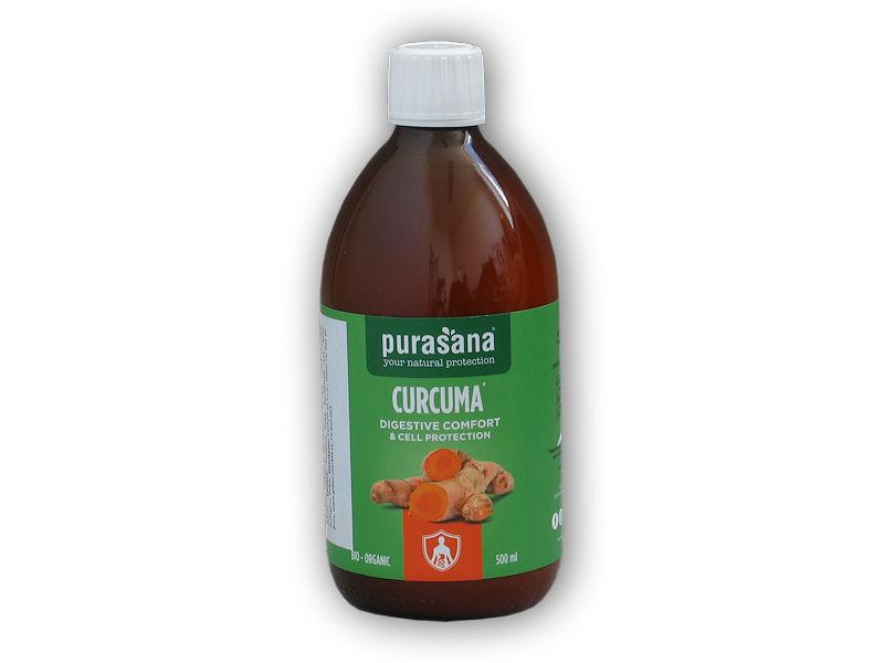 BIO Curcuma Digestive Comfort 500ml