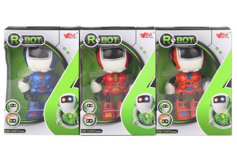 Mini Zigy robot 12 cm