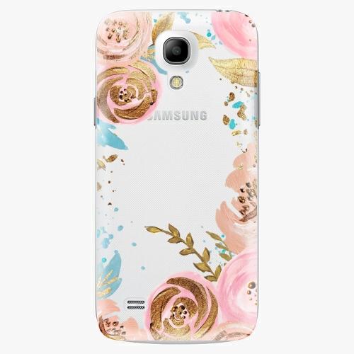 Plastový kryt iSaprio - Golden Youth - Samsung Galaxy S4 Mini