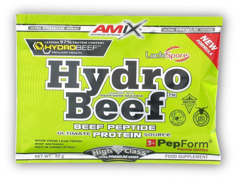 Hydro Beef 40g - akce-wild-choco-cherry