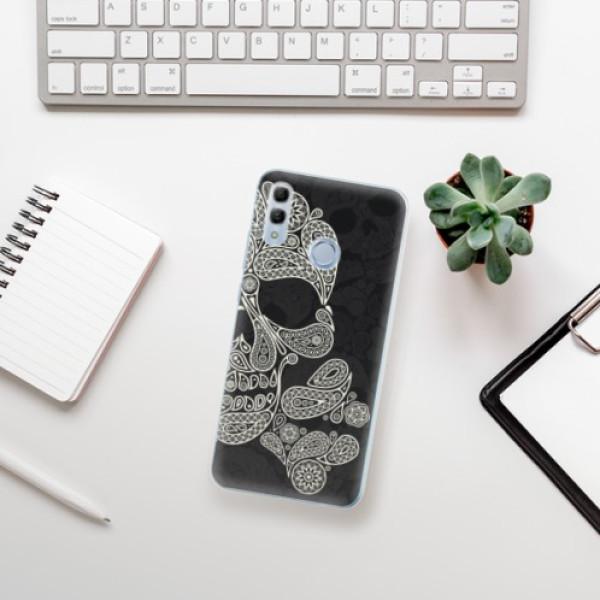 Odolné silikonové pouzdro iSaprio - Mayan Skull - Huawei Honor 10 Lite