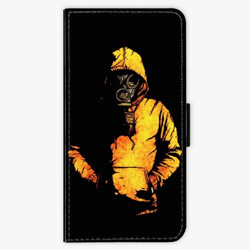Flipové pouzdro iSaprio - Chemical - iPhone 5/5S/SE