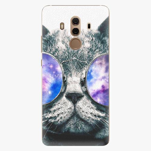 Plastový kryt iSaprio - Galaxy Cat - Huawei Mate 10 Pro