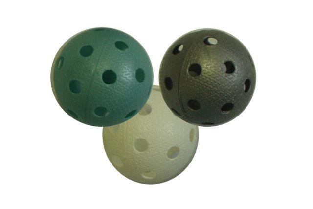 Florbalový míček certifikovaný