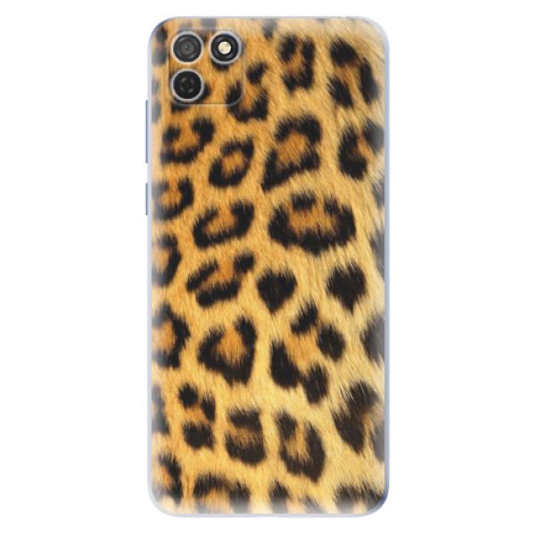 Odolné silikonové pouzdro iSaprio - Jaguar Skin - Honor 9S