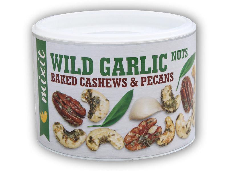 Oříšky z pece - medvědí česnek 150g