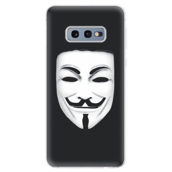 Odolné silikonové pouzdro iSaprio - Vendeta - Samsung Galaxy S10e